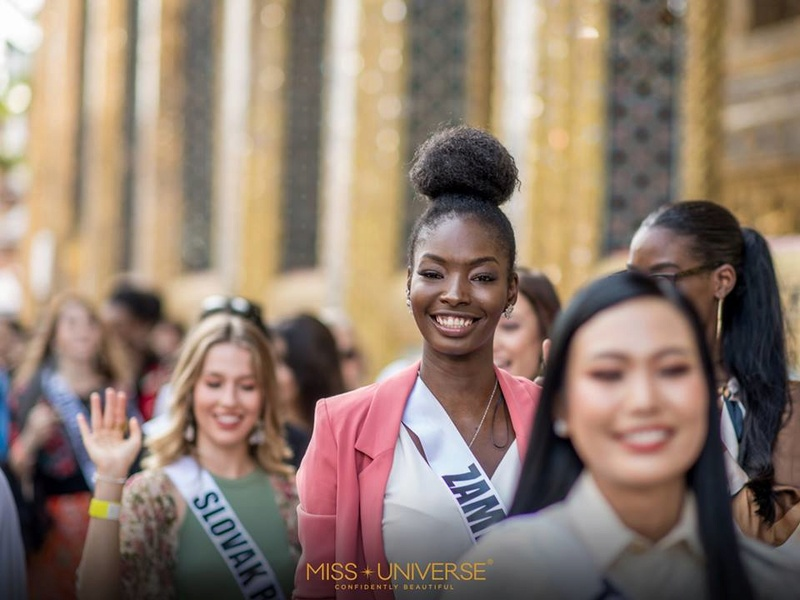 © PAGEANT MANIA © MISS UNIVERSE 2018 - OFFICIAL COVERAGE Finals - Page 31 47319610