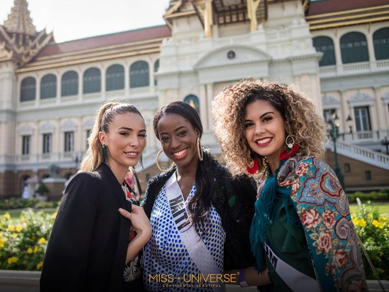 © PAGEANT MANIA © MISS UNIVERSE 2018 - OFFICIAL COVERAGE Finals - Page 31 47320811