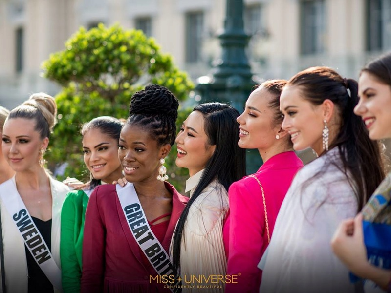 © PAGEANT MANIA © MISS UNIVERSE 2018 - OFFICIAL COVERAGE Finals - Page 31 47324410