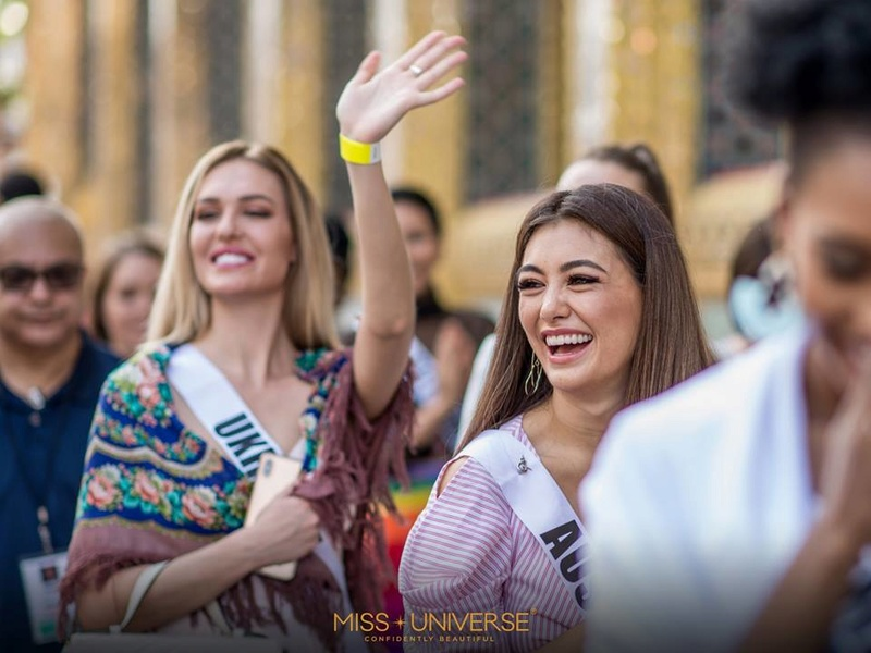 © PAGEANT MANIA © MISS UNIVERSE 2018 - OFFICIAL COVERAGE Finals - Page 31 47372410