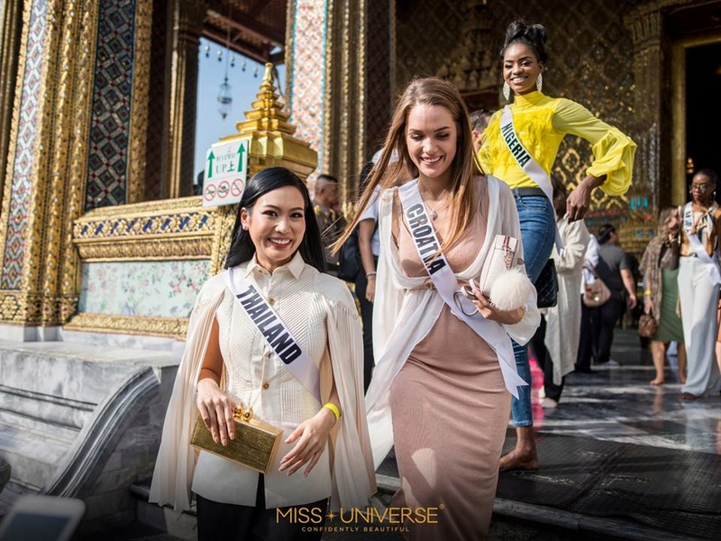 © PAGEANT MANIA © MISS UNIVERSE 2018 - OFFICIAL COVERAGE Finals - Page 31 47375610