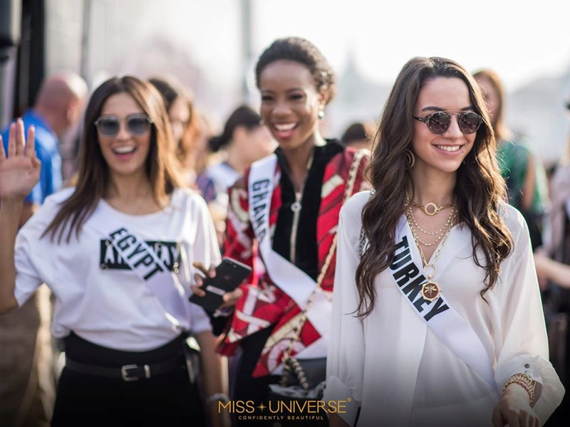 © PAGEANT MANIA © MISS UNIVERSE 2018 - OFFICIAL COVERAGE Finals - Page 31 47375710