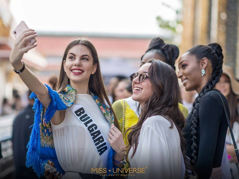 © PAGEANT MANIA © MISS UNIVERSE 2018 - OFFICIAL COVERAGE Finals - Page 31 47390610