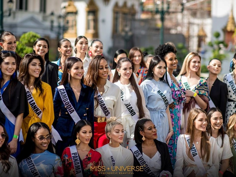 © PAGEANT MANIA © MISS UNIVERSE 2018 - OFFICIAL COVERAGE Finals - Page 31 47398210