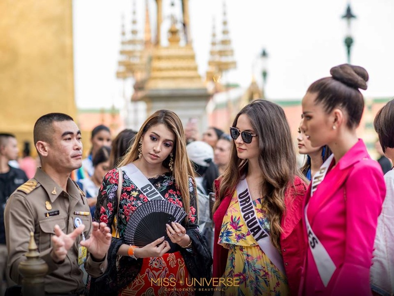 © PAGEANT MANIA © MISS UNIVERSE 2018 - OFFICIAL COVERAGE Finals - Page 31 47433810