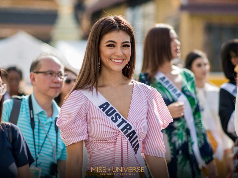 © PAGEANT MANIA © MISS UNIVERSE 2018 - OFFICIAL COVERAGE Finals - Page 31 47439810
