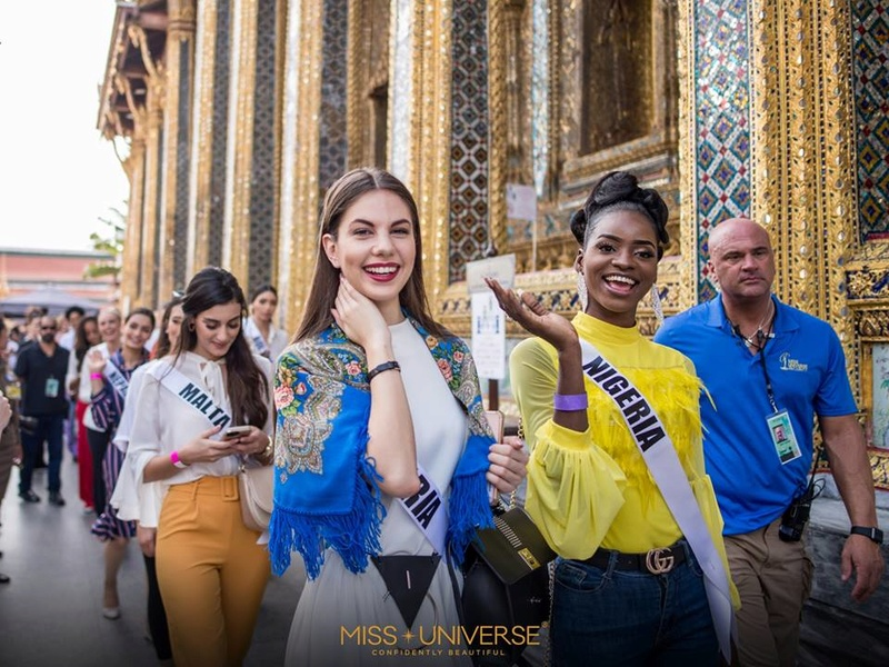 © PAGEANT MANIA © MISS UNIVERSE 2018 - OFFICIAL COVERAGE Finals - Page 31 47440210