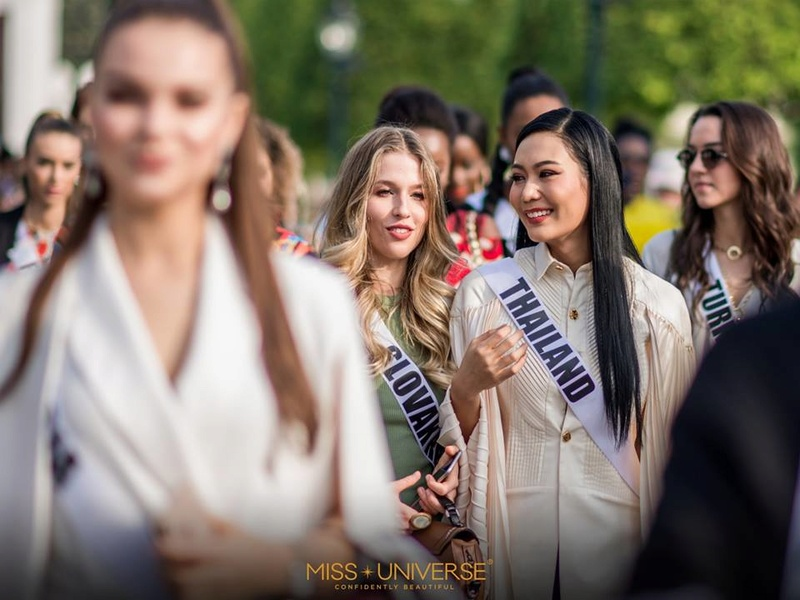 © PAGEANT MANIA © MISS UNIVERSE 2018 - OFFICIAL COVERAGE Finals - Page 31 47455410