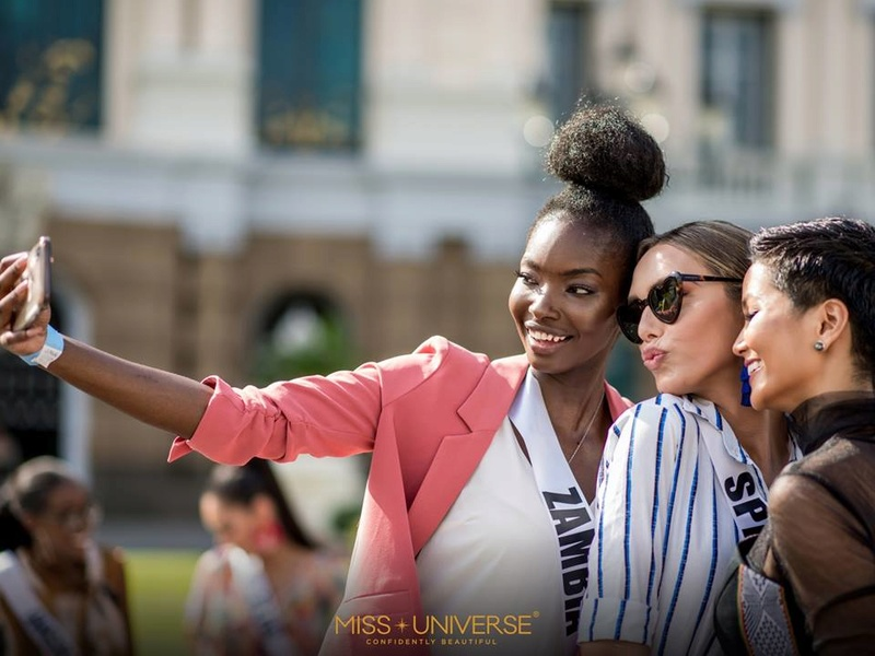 © PAGEANT MANIA © MISS UNIVERSE 2018 - OFFICIAL COVERAGE Finals - Page 31 47501510