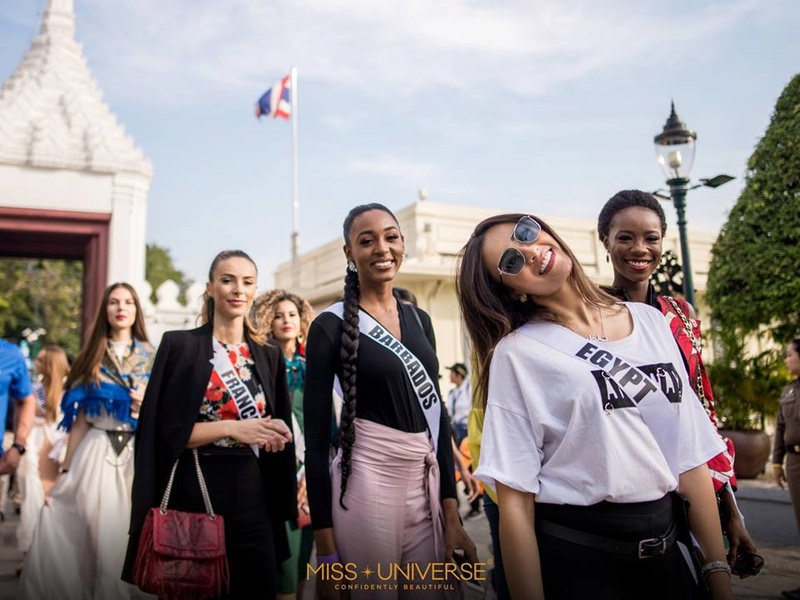 © PAGEANT MANIA © MISS UNIVERSE 2018 - OFFICIAL COVERAGE Finals - Page 31 47684010