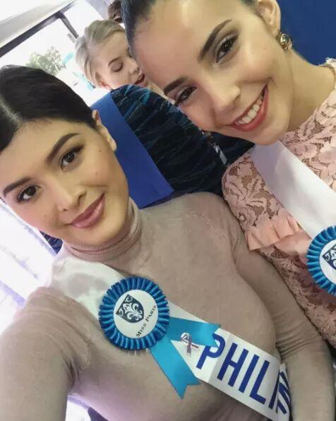 Mariel De León (BINIBINING PILIPINAS - INTERNATIONAL 2017)  - Page 2 Fb_im100