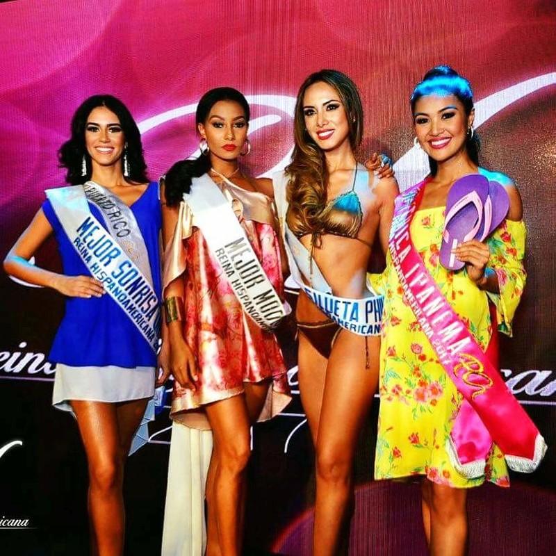 Road to Reina Hispanoamericana 2017 is WynWyn Marquez of the Philippines Fb_im123
