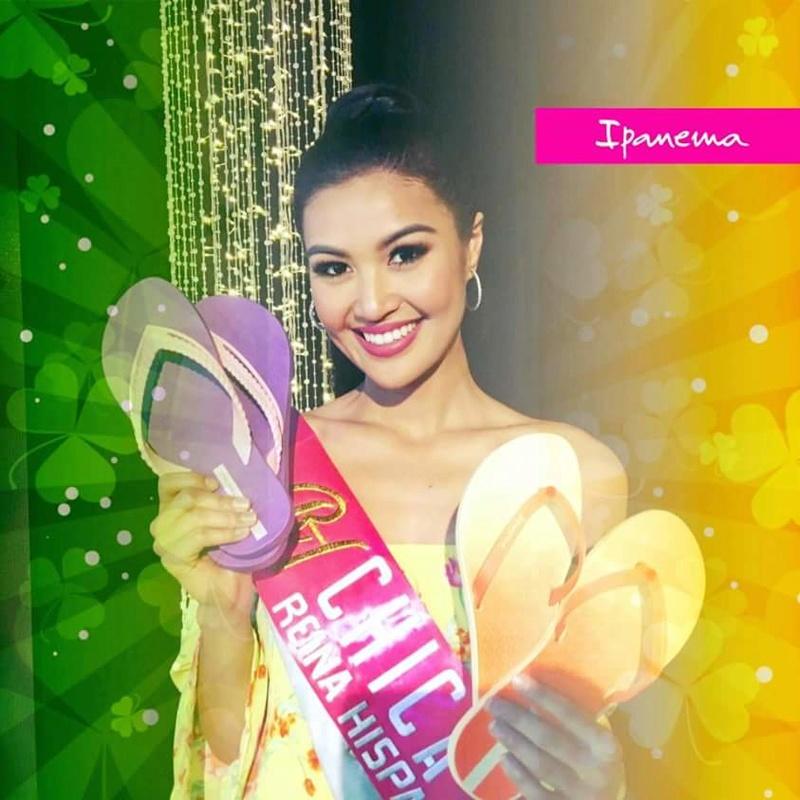 Road to Reina Hispanoamericana 2017 is WynWyn Marquez of the Philippines Fb_im124