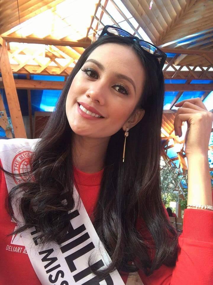 Miss GLOBE 2017 is VIETNAM Fb_im132