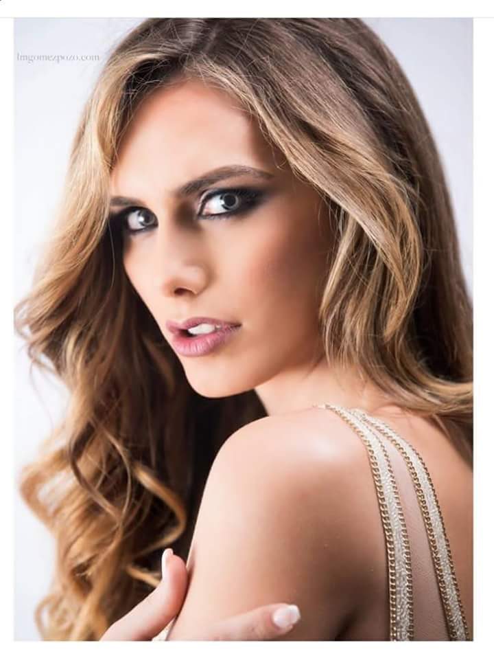 Road to Miss Universe SPAIN 2018 - is Angela Ponce a transgender woman Fb_im457