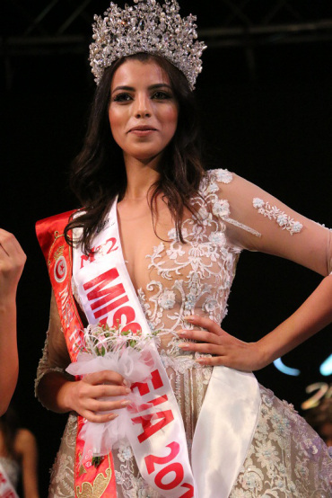 Miss TUNISIA 2018: Haifa Ghedir  Tunisi10