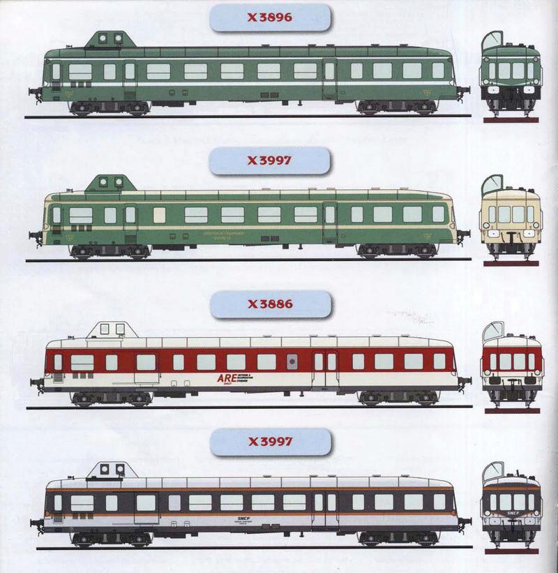 Livrées autorails spéciaux Ferrov12
