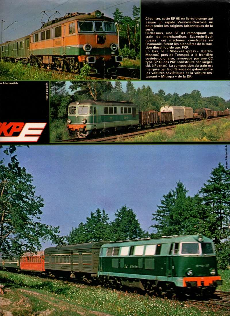 Chemin de fer Polonais HO - Page 3 Img36910