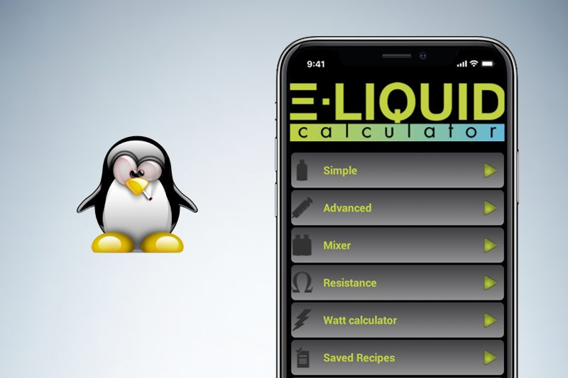4 aplicaciones de Vapeo que debes probar para dispositivos móviles E-liqu11