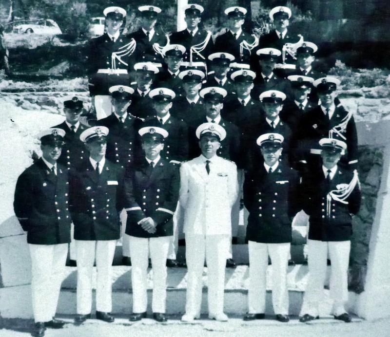 [Les écoles de spécialités] École de Gendarmerie Maritime Toulon. - Page 2 Souven10