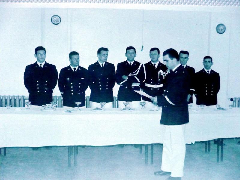 [Les écoles de spécialités] École de Gendarmerie Maritime Toulon. - Page 2 Souven11