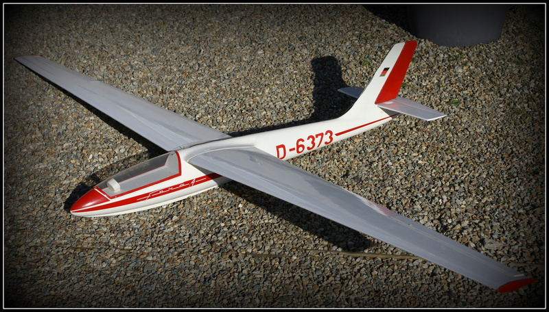 ( vendu) Planeur FOKA 4 graupner  Dsc06311
