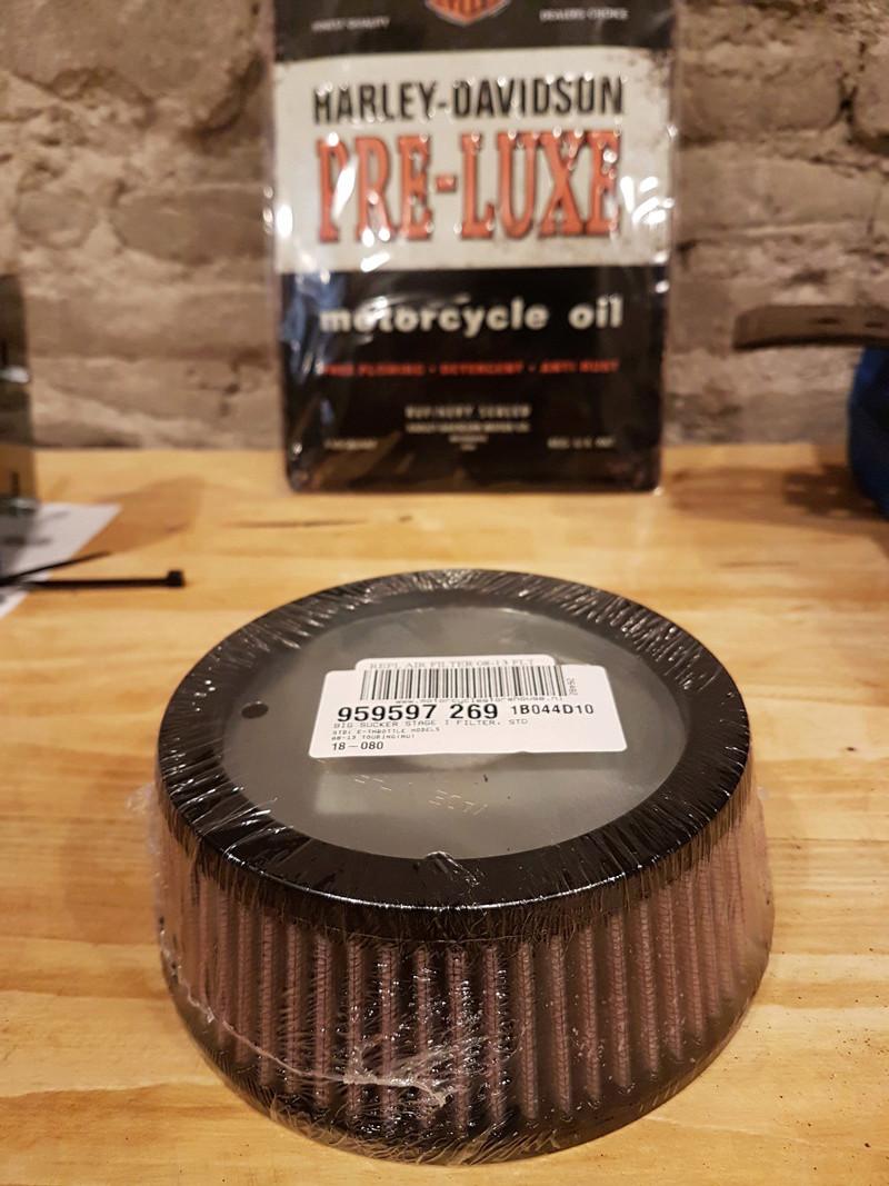Vends Kit Filtre à air Stage 1 SE (Vendu) 20180411