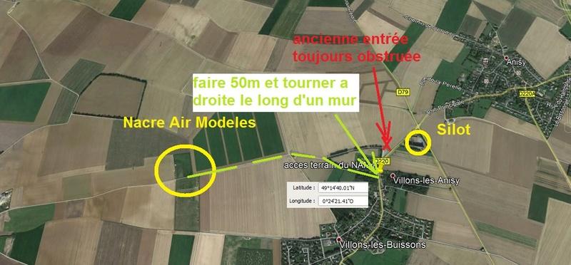 Racers Cup du Nacre Air Modeles 15 avril 2018 Acces_10