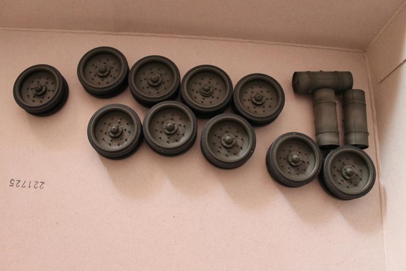 T34/85 Tamiya 1/25 canon métallique Aber  Img_5714