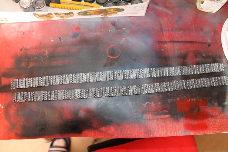 T34/85 Tamiya 1/25 canon métallique Aber  - Page 2 Img_5726