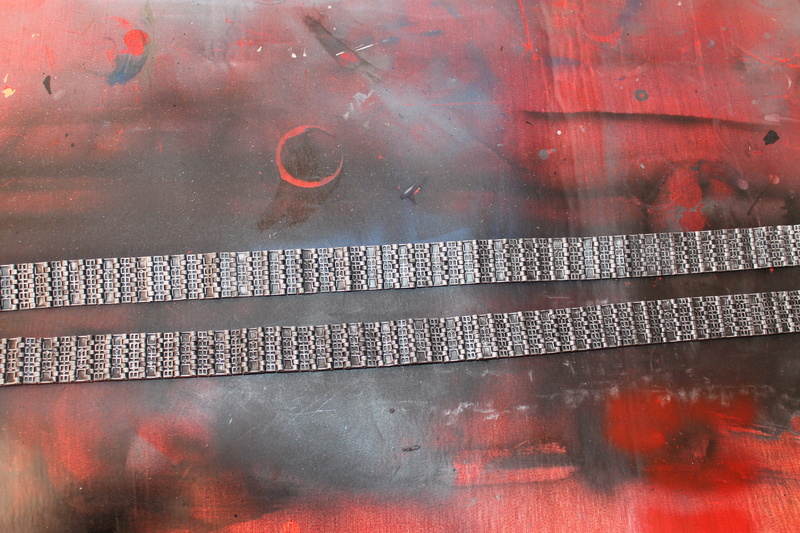 T34/85 Tamiya 1/25 canon métallique Aber  - Page 2 Img_5728