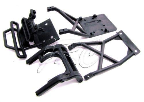 Transformer un Rustler en Stampede 4x2 Kit_re10