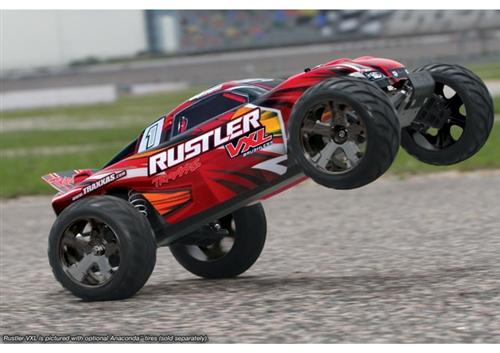 Transformer un Rustler en Stampede 4x2 Ruslte10