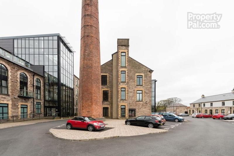Old Spinning Mill, usine de la famille Andrews 58516010