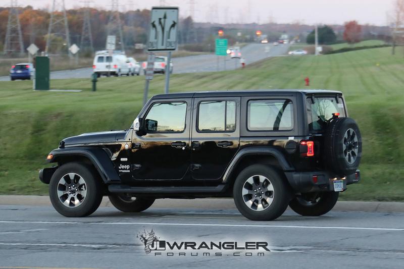 Galleria foto JL: iniziamo a conoscere meglio la Wrangler che verrà... - Pagina 2 Overla10