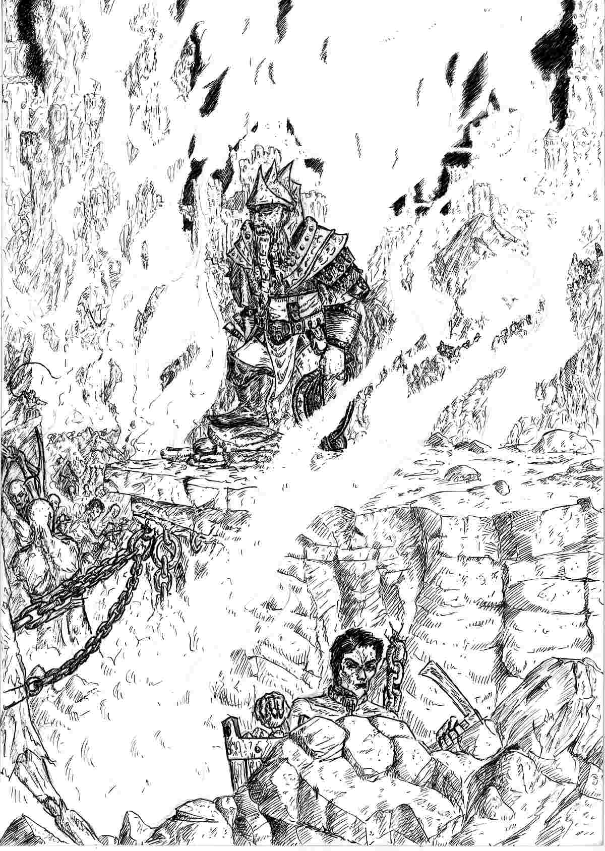 Les dessins de Gromdal - Page 10 2017_112