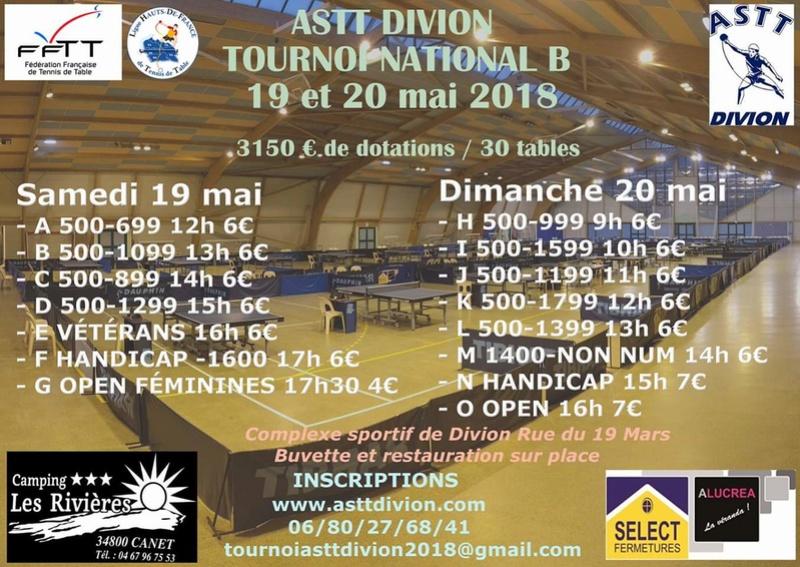 TOURNOI NATIONAL B ASTT DIVION 19/20 MAI 2018 Fb_img10