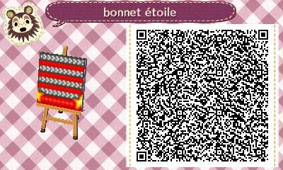 Mes petits QR codes Bonnet10