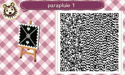 Mes petits QR codes Parapl10