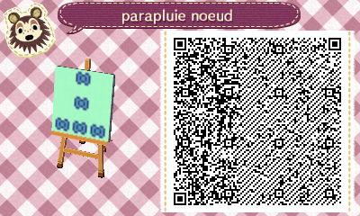 Mes petits QR codes Parapl11