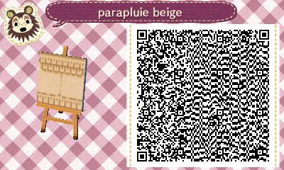 Mes petits QR codes Parapl12