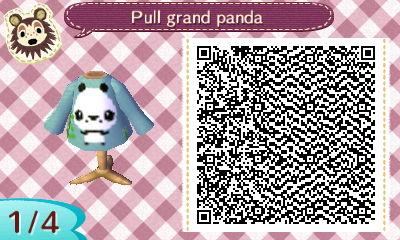 Mes petits QR codes Pull_g13
