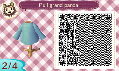 Mes petits QR codes Pull_g14