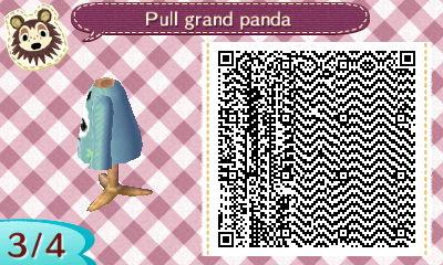 Mes petits QR codes Pull_g15