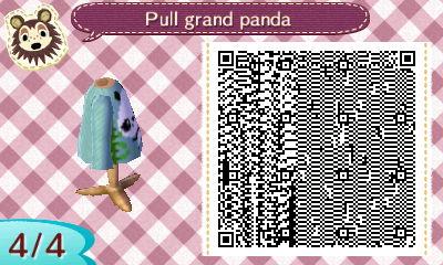 Mes petits QR codes Pull_g16