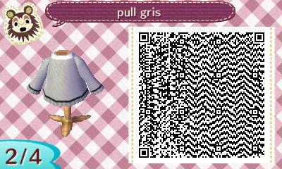 Mes petits QR codes Pull_g18