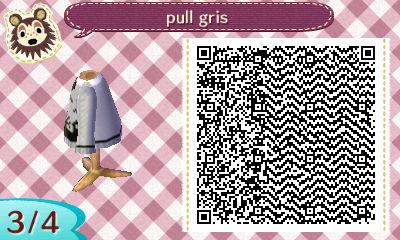 Mes petits QR codes Pull_g19