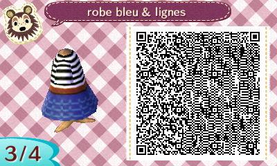 Mes petits QR codes Robe_b12