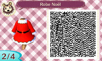 Mes petits QR codes Robe_n11