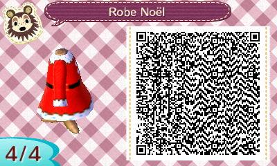 Mes petits QR codes Robe_n13